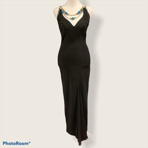 Maick Harold Paris Bodycon with Beads T40 Med